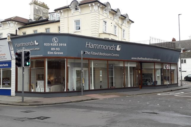 Thumbnail Retail premises for sale in Elm Grove, Southsea