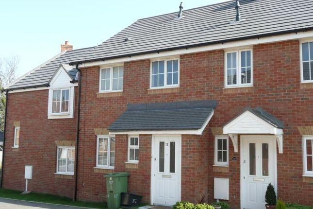 Thumbnail Property to rent in Storey Crescent, Hawkinge, Folkestone