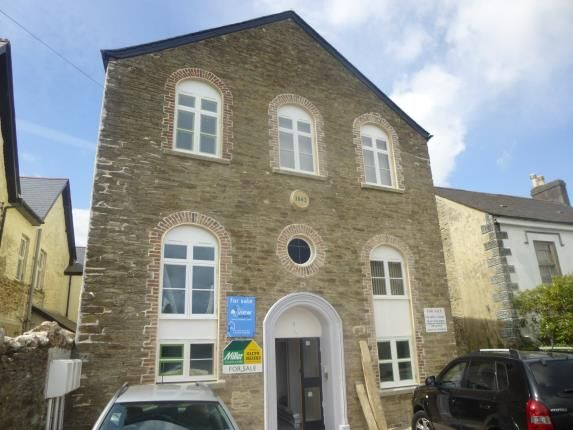 Thumbnail Flat for sale in Callington, Cornwall