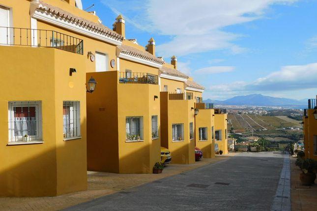 Thumbnail Town house for sale in Balcones De Manilva, Málaga, Andalusia, Spain