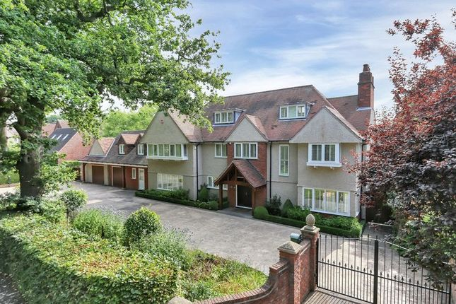 Thumbnail Detached house for sale in Swithland Lane, Rothley, Leicester
