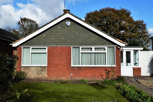 Thumbnail Bungalow for sale in Word Hill, Harborne, Birmingham