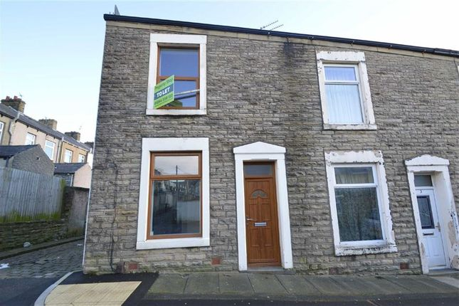 Thumbnail End terrace house to rent in Wellington Street, Great Harwood, Blackburn