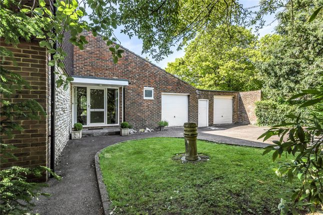 Thumbnail Detached house for sale in Lesser Foxholes, Shoreham By Sea