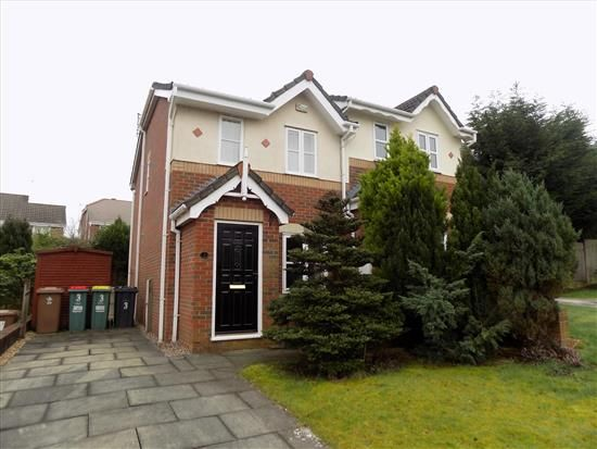 Thumbnail Property to rent in Ivy Bank, Preston
