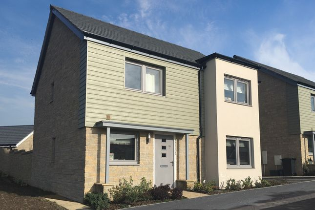 "Thumbnail Detached house for sale in ""The Canterbury"" at Chard Road, Axminster"