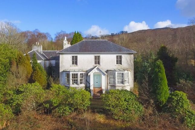 Thumbnail Detached house for sale in Glendaruel, Colintraive