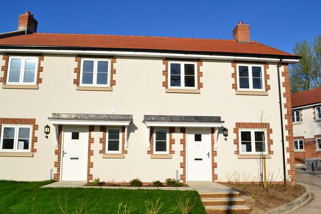 Thumbnail End terrace house for sale in Bourton, Dorset