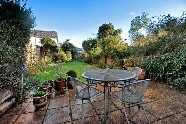 Thumbnail Semi-detached house for sale in Wonford Road, St. Leonards, Exeter