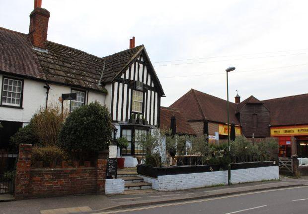 Thumbnail Restaurant/cafe to let in Carmela'S, 3 Denne Road, Horsham