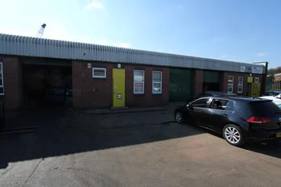 Thumbnail Light industrial to let in Unit 2B, Plumtree Farm Industrial Estate, Harworth, Doncaster