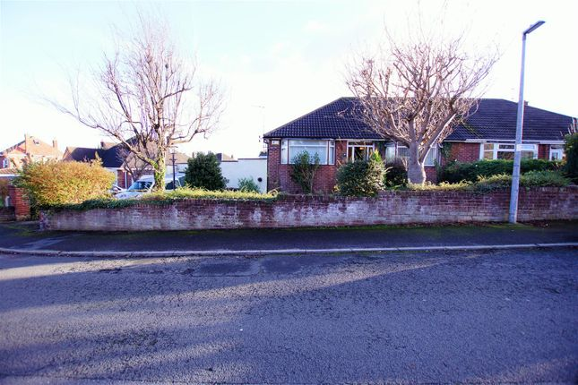 3 bed semi-detached bungalow for sale in Wepre Hall Crescent, Connah's Quay CH5