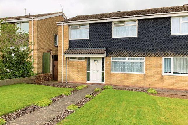 Thumbnail Semi-detached house for sale in Longlands Close, Birmingham