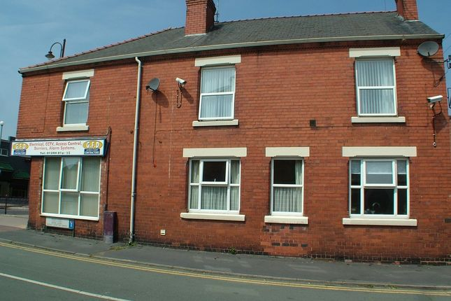 Thumbnail End terrace house for sale in Chester Road West, Shotton, Deeside