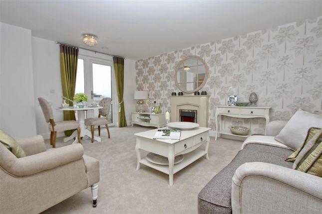 Flat for sale in The Hayworth, Lysander House, Josiah Drive, Ickenham