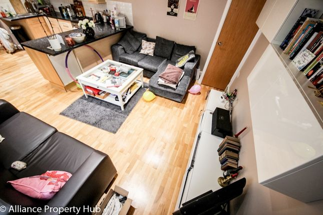 Thumbnail Flat to rent in Barberry Court, Manbey Park Road, London