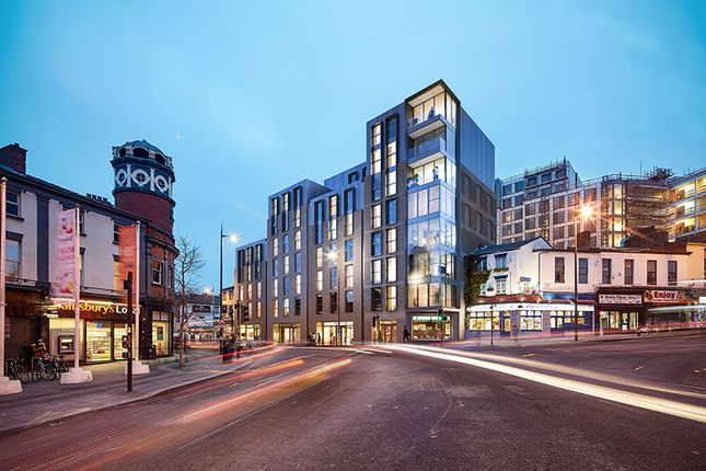 Thumbnail Flat for sale in Ropemaker Place, 89-97 Renshaw Street, Liverpool 2Sp, Liverpool