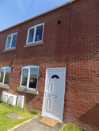 Thumbnail Town house to rent in Chapel Street, Castle Gresley, Swadlincote