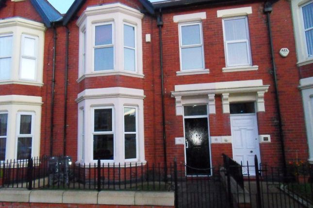 Thumbnail Property to rent in Wingrove Road, Fenham, Bill Included