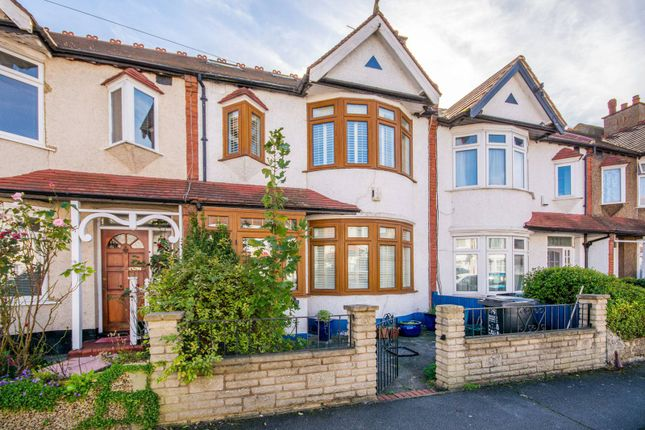 Thumbnail Terraced house to rent in Headcorn Road, Norbury