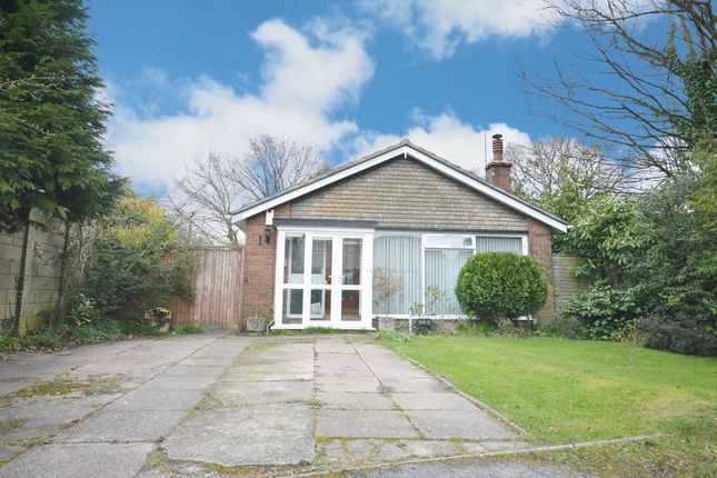 Thumbnail Detached bungalow for sale in Fox Hollies Road, Hall Green, Birmingham