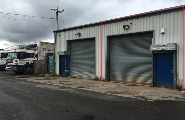 Thumbnail Warehouse to let in West Park View, Dudley, Cramlington