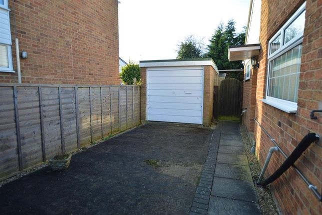 Driveway/Garage of The Elms, Countesthorpe, Leicester LE8