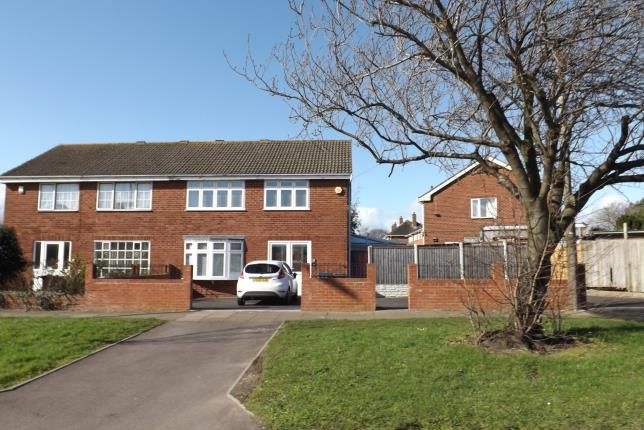 Thumbnail Semi-detached house for sale in Packington Avenue, Shard End, Birmingham