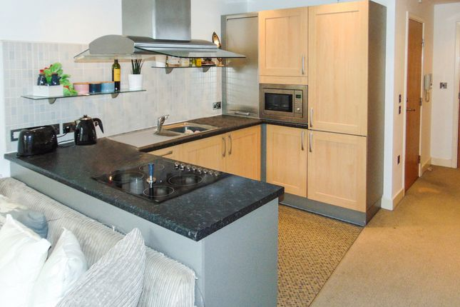 Flat for sale in George Street, Nottingham