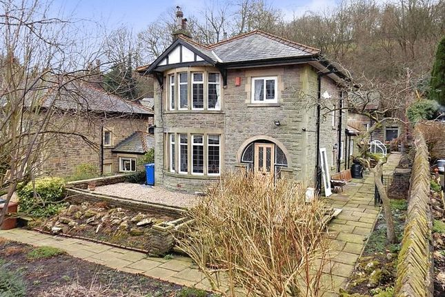 Detached house for sale in Burnley Road, Stacksteads, Bacup
