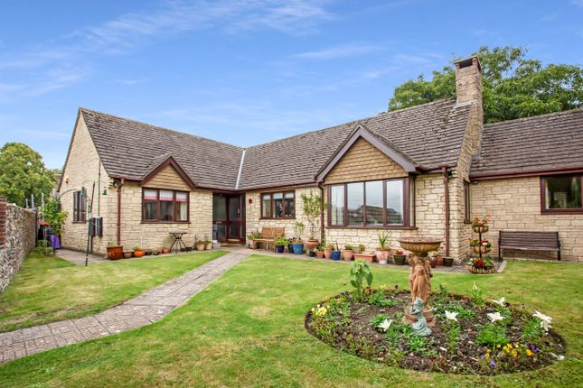 Thumbnail Detached bungalow for sale in North Street, Axminster
