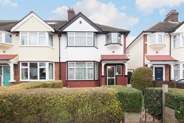 3 bed end terrace house for sale in Aylward Road, London