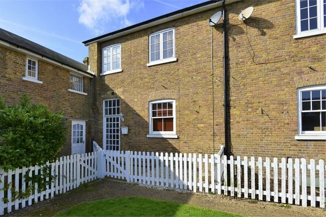 Thumbnail End terrace house for sale in Swallow Court, Canterbury Fields, Herne Bay, Kent
