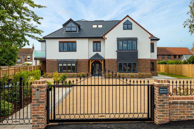 Thumbnail Flat for sale in Woodlands Avenue, Rustington, Littlehampton