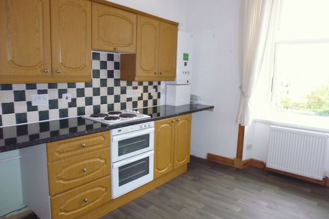 Dining Kitchen of Flat 4, Bourtree Place, 96. High Street, Rothesay, Isle Of Bute PA20