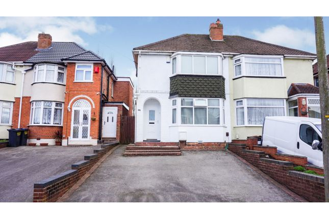 2 bed semi-detached house for sale in Parkdale Road, Birmingham B26