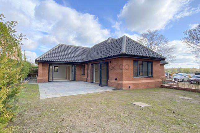 Thumbnail Detached bungalow for sale in Pegasus Mews, Chalet Bungalow, Oulton Broad