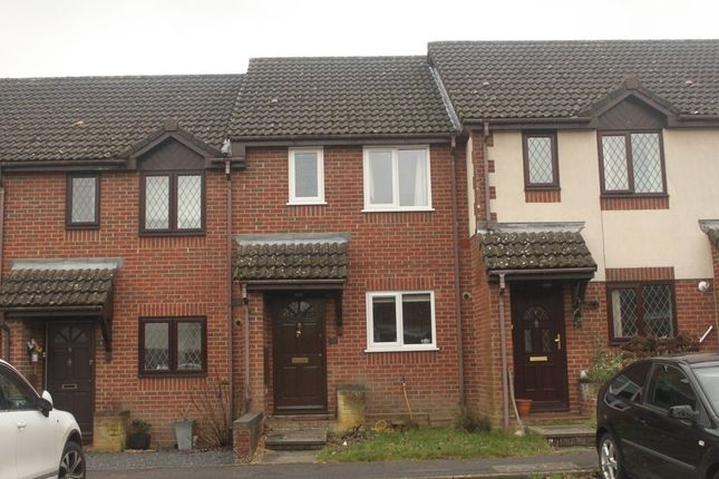 Thumbnail Terraced house for sale in St. Lawrence Close, Hedge End, Southampton