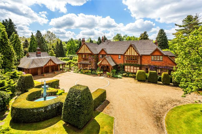 Thumbnail Detached house for sale in The Drive, Wonersh, Guildford, Surrey