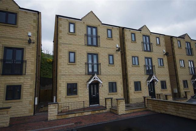 Thumbnail Detached house for sale in Moor Heights, Claremount Road, Halifax