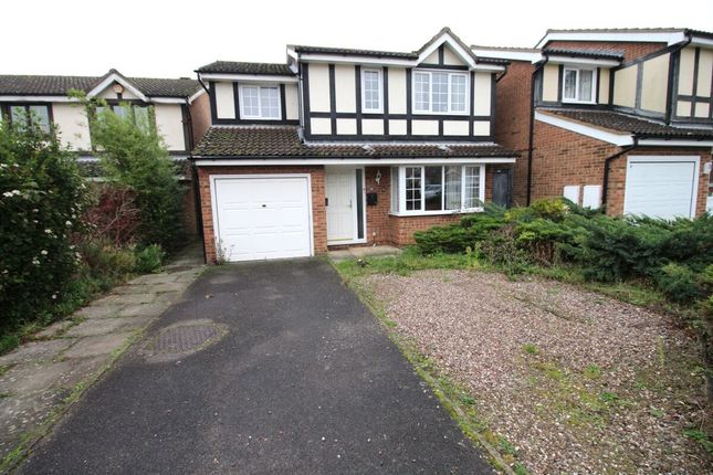 4 bed detached house to rent in Hartwell Drive, Kempston, Bedford MK42