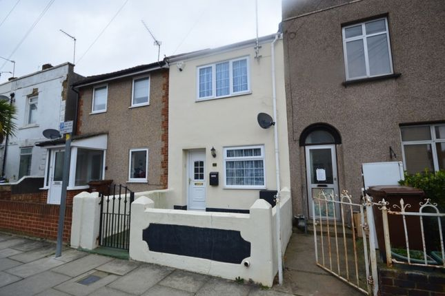2 bed terraced house for sale in Saunders Street, Gillingham