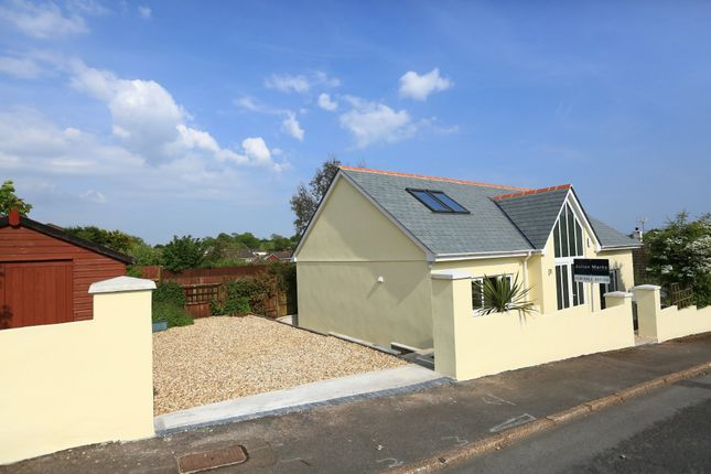 Thumbnail Detached house for sale in Hartwell Avenue, Sherford, Plymouth