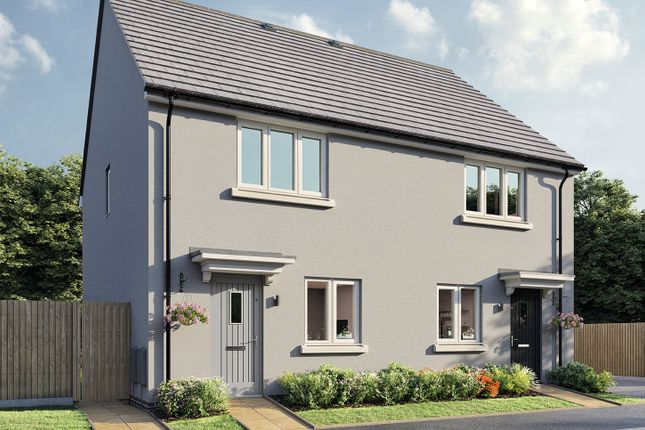 """2 bed semi-detached house for sale in """"The Hardwick"""" at Briarfield, Broadsword Park, Ilchester, Yeovil BA22"""