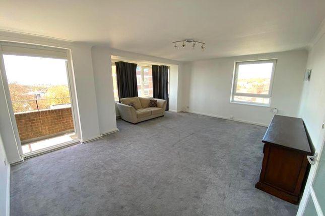 Thumbnail Flat to rent in Prestonville Court, Dyke Road, Brighton