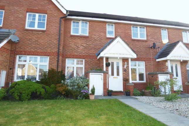Thumbnail Terraced house to rent in Turnstone Drive, Quedgeley, Gloucester