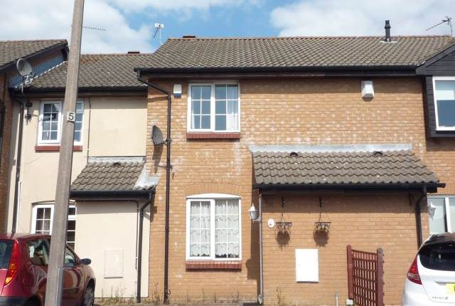 Thumbnail Terraced house to rent in Purdey Close, Barry, Vale Of Glamorgan