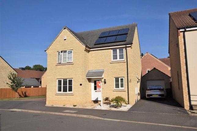 Thumbnail Detached house for sale in Stud Road, Barleythorpe, Oakham