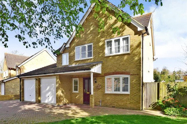 Thumbnail Detached house for sale in Nurserylands, Herne Bay, Kent