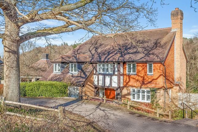Thumbnail Detached house for sale in Mardens Hill, Crowborough
